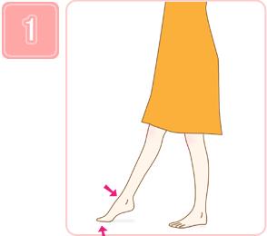 で 歩く つま先 子どもがつま先立ちで歩くのはなぜ?発達障害の症状ってホント?